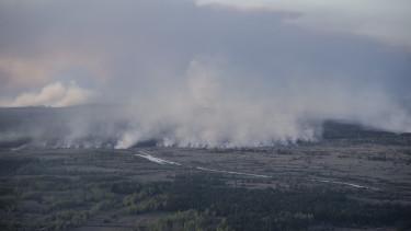 csernobil tűz erdőtűz