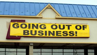 csőd bedőlt cég fizetésképtelenség