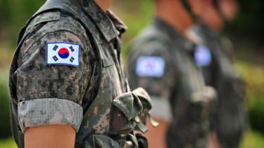 dél-korea hadsereg