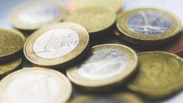 digitális euró érme