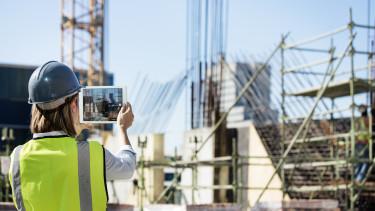 digitalizáció építőipar