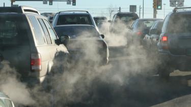 dízel autó légszennyezés klímaváltozás