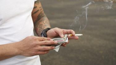 dohányzás cigaretta cigi