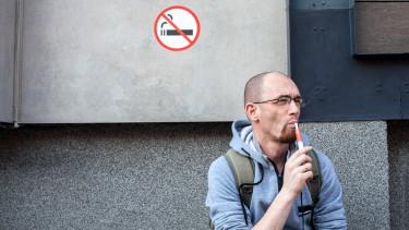 dohányzás iqos hevitett termek e-cigi