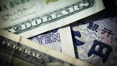 dollár jen