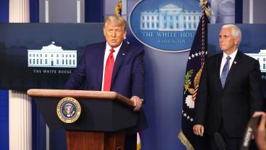 donald trump mike pence joe biden amerikai elnökválasztás 2020