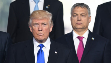 Donald Trump to welcome Hungary's Orbán shortly