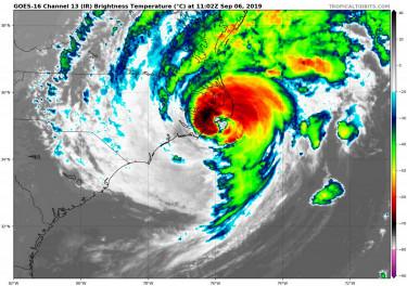 dorian hurrikan