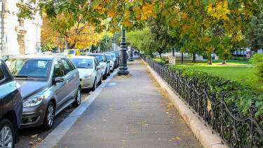 Drágul a parkolás a belvárosban