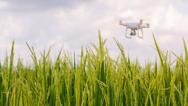 drón ott-one AI képfelismerő rendszer