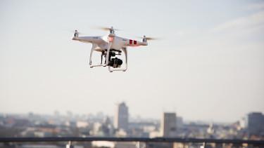 Drónkupola lesz Nagy-Britannia legnagyobb repülőtere felett