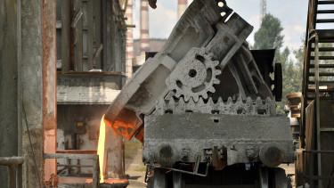 dunaferr kohó válság acélipar