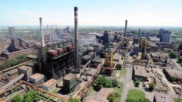 dunaújváros dunaferr ipar acél