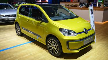 e-up volkswagen elektromos autó