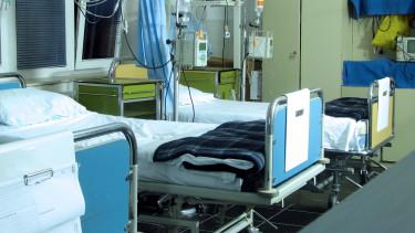 egészségügy kórház koronavírus kórházi ágy