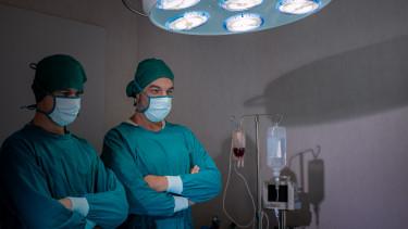 egészségügy műtét kórház orvos