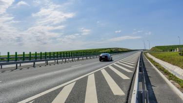 Egy méter autópálya - Új tüntetés terjed Romániában