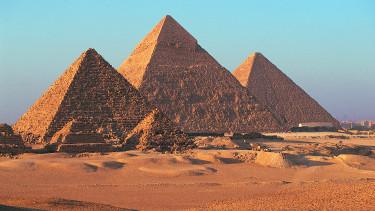 egyiptom piramisok