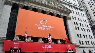 Egyre nagyobbra hízik az Alibaba-birodalom