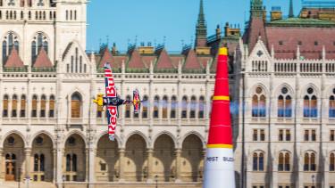 Eldőlt, hol lesz idén a magyar Red Bull Air Race