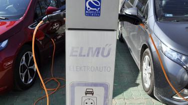 Elektromos autók töltés elmu