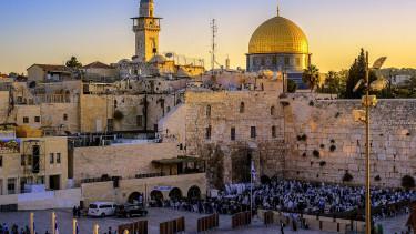 Elismerte Trump Jeruzsálemet Izrael fővárosának