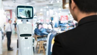 Elkészült a robot, amely hiteleket osztogat