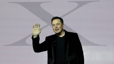 elon musk tesla getty editorial