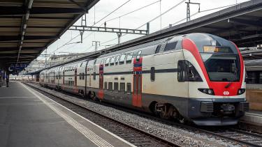 Emeletes vonatok állnak forgalomba Magyarországon