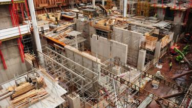 építkezés építési anyagok