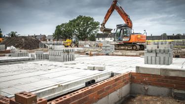 építkezés építőipar