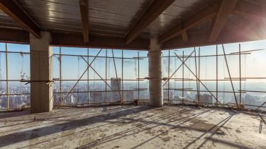 építkezés építőipar kilátás iroda