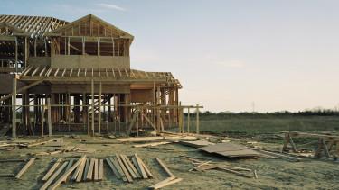 építkezés ház