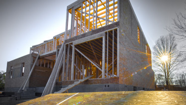 építkezés lakásépítés