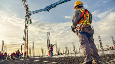 építkezés shutterstock