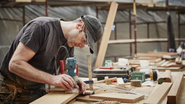 építőipar asztalos
