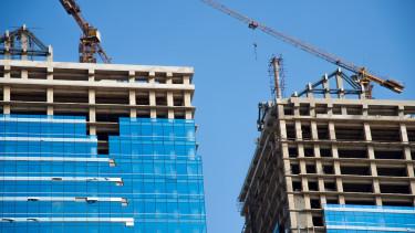 építőipar építkezés