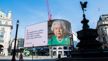 erzsébet királynő getty editorial