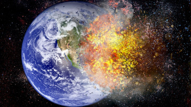 Esély sincs rá, hogy megmeneküljünk az apokaliptikus jövőtől