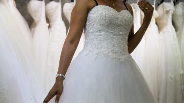 Esküvői ruha Getty