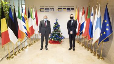 ESM reform bejelentes 2020 december 12
