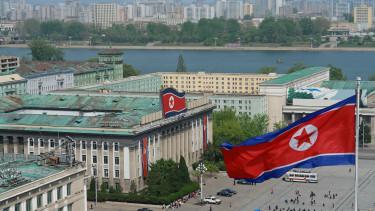 észak-korea phenjan pyongyang kndk