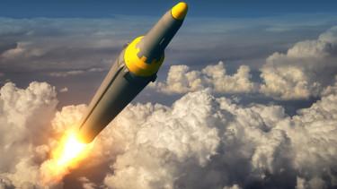 észak koreai ballisztikus rakéta
