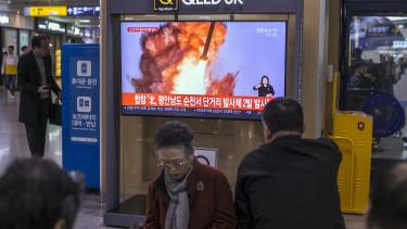 északkorea rakéta