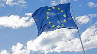 eu euró zászló európa válság