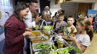 EU gives Hungary HUF 2 bn for school fruit and milk programme