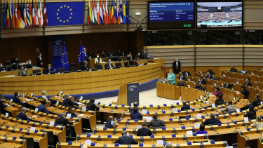 europai parlament allasfoglalas jogallamisag unios tamogatas200723