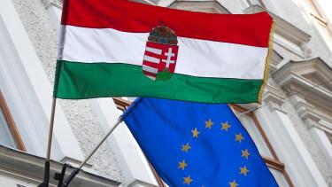 europai unió magyarország zászló