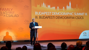 Even the community of a nation can disappear - Orbán