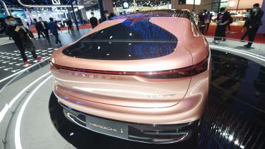 evergrande car